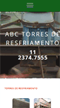 Mobile Preview of abctorres.com.br