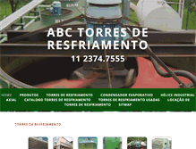 Tablet Preview of abctorres.com.br